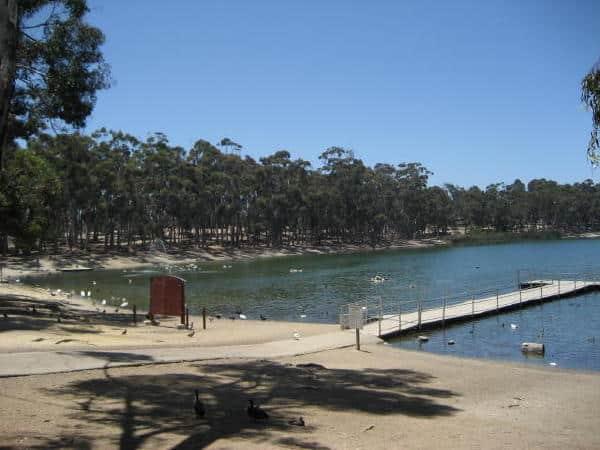 Chollas Lake – Oak Park. A lesser known BBQ park in San Diego