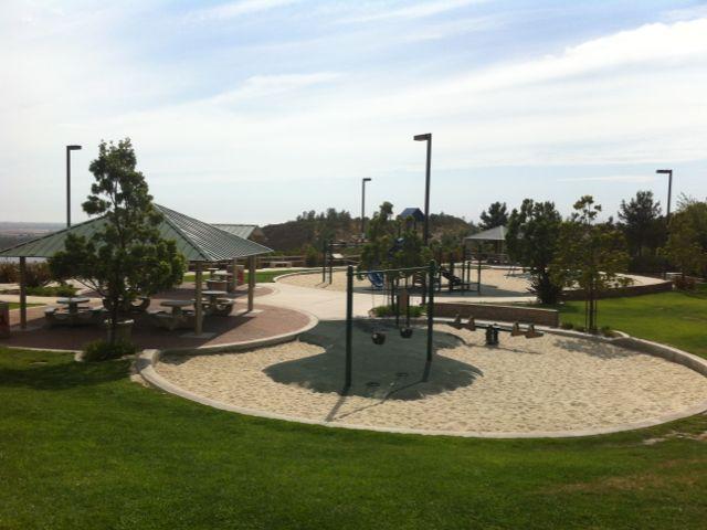 Miramar Overlook Park in Scripps Ranch, northern San diego