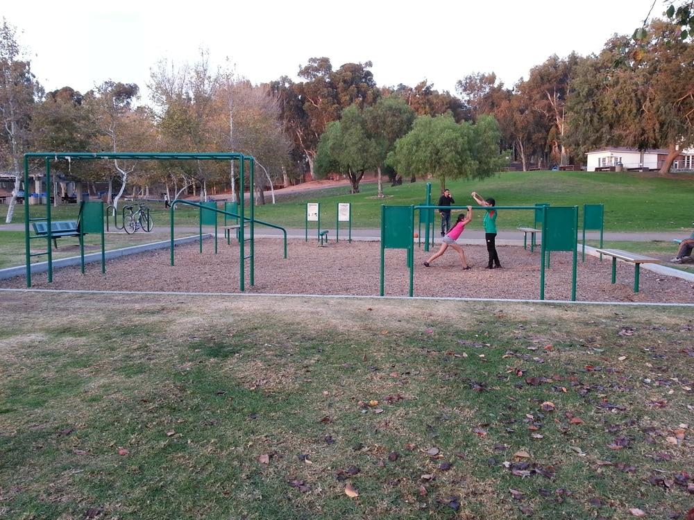 Rohr Park in Bonita with playground equipment