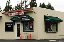 Cappuccino house in La Mesa CA - photo by Allan Ferguson on Flickr