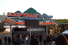 Sleep Train Pavilion in Chula Vista, CA