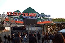 Sleep Train Pavilion in Chula Vista, CA