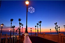 Oceanside Pier in Oceanside, CA by Art4TheGlryOfGod by Sharon on Flickr