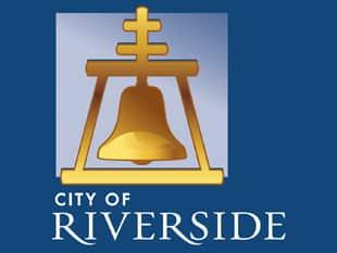 seal of Riverside city