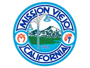 the seal of Mission Viejo