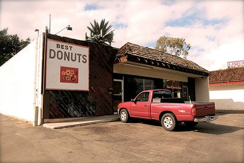 Best Donuts in La Mesa, CA