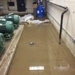 San Diego Marriott Marquis basement flood damage repair 12