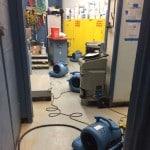 San Diego Marriott Marquis basement flood damage repair 2