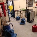 San Diego Marriott Marquis basement flood damage repair 7