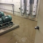 San Diego Marriott Marquis basement flood damage repair 8