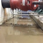 San Diego Marriott Marquis basement flood damage repair 9
