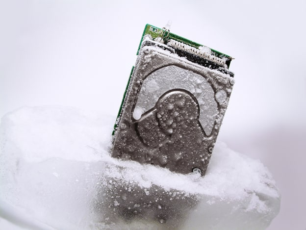 Hard Drive Got Wet? How to Repair Hard Drive Water Damage