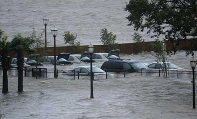 Where to go in a flood to stay safe