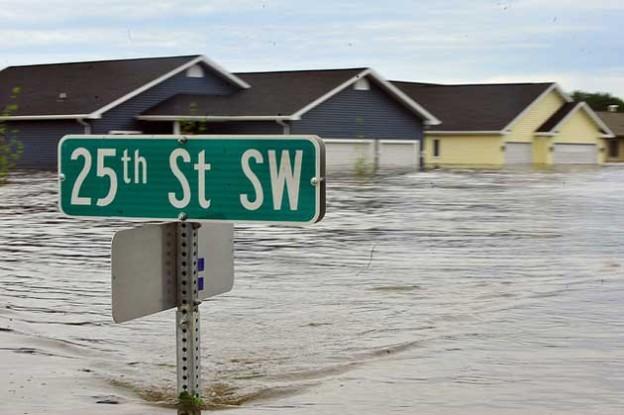 A good reason to buy flood insurance