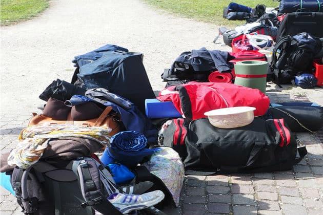 backpacks go bag