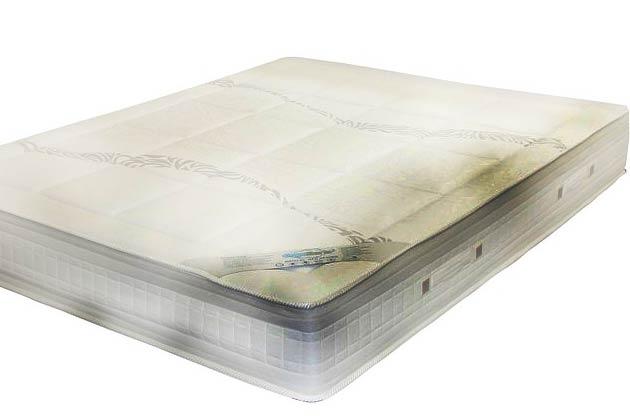 water damaged mattress